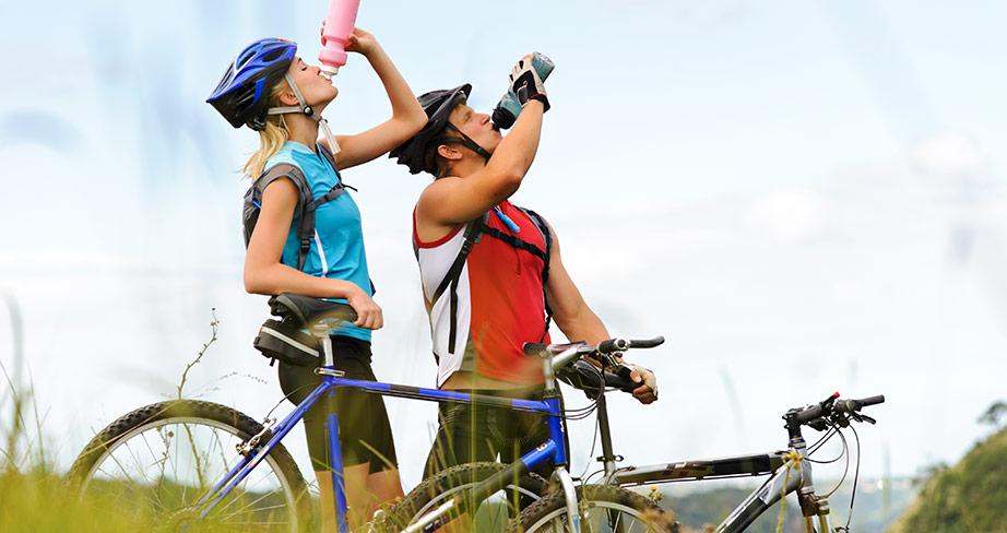 Efter att du har köpt din första mountainbike